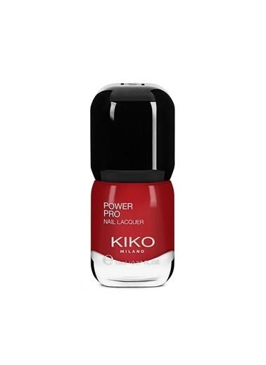 KIKO Milano Power Pro Nail Lacquer 14 Kırmızı